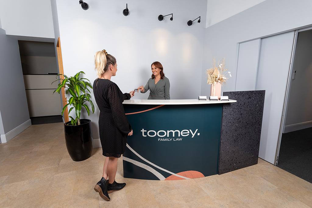toomey family law